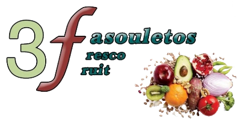 ΕΥΑΓΓΕΛΟΣ ΚΑΙ ΑΝΤΩΝΙΟΣ ΦΑΣΟΥΛΕΤΟΣ FASOULETOS FRESCO FRUIT OE